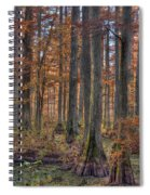 Heron Pond Dawn Spiral Notebook