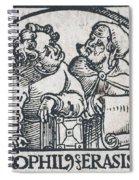 Herophilos, Erasistratus, Ancient Greek Spiral Notebook