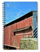 Herrs Mill Bridge Spiral Notebook
