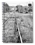 Hespeler Tracks Spiral Notebook