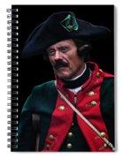 Hessian Jager Spiral Notebook