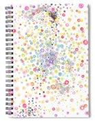 Heterogeneous Spiral Notebook