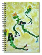 Hey Sole Sister Spiral Notebook