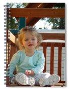 Hi Beautiful Spiral Notebook