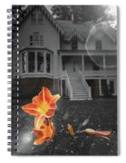 Hi-lite Bloom Spiral Notebook