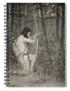 Hiawatha Spiral Notebook