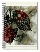 Hibernation Spiral Notebook
