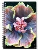 Hibiscus 9 Spiral Notebook