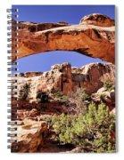 Hickman Bridge Spiral Notebook