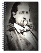 Hickok  Painterly 2 Spiral Notebook