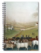 Hicks: Cornell Farm, 1848 Spiral Notebook