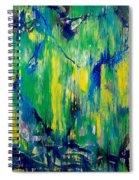 Hidden Agenda Spiral Notebook