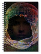 Hidden Spiral Notebook