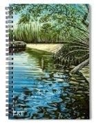 Hidden Beach Spiral Notebook