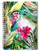 Hidden Beauty Spiral Notebook