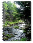 Hidden Brook Spiral Notebook