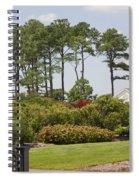 Hidden House Spiral Notebook