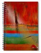 Hidden Inside The Lines Spiral Notebook