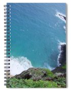 Hidden Kilauea Beach Spiral Notebook