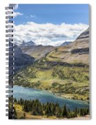 Hidden Lake Overlook Spiral Notebook