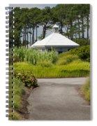 Hidden Pathway Spiral Notebook