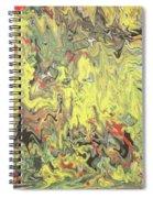 Hidden Shapes Spiral Notebook