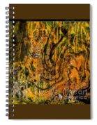 Hidden Tiger Spiral Notebook