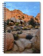 Hidden Valley Sunset Spiral Notebook