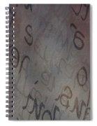 Hidden Within Words Spiral Notebook