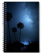 Hidden Worlds Spiral Notebook