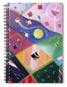 Hiding In Plain Sight Spiral Notebook