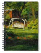 Hiedi's Swing Spiral Notebook