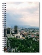 High Altitude Mexico Spiral Notebook