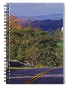 High Country Spiral Notebook