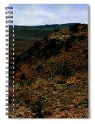 High Desert Sundown Spiral Notebook