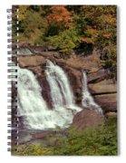High Falls 1 Spiral Notebook