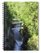 High Falls Gorge Spiral Notebook