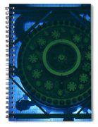 High Flux Isotope Reactor Pool Spiral Notebook