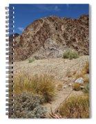 High Ground Spiral Notebook