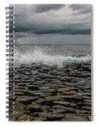High Low Tide Spiral Notebook