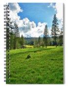High Meadow Spiral Notebook