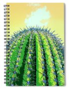 High Noon Spiral Notebook