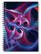 High On Emotion Spiral Notebook