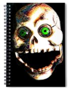 Manny Tappaferris Spiral Notebook