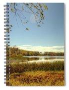 High Point Autumn Scenic Spiral Notebook