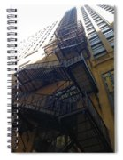 High Rise Escape Spiral Notebook