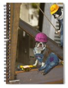 High Rise Lunch Spiral Notebook
