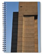 High Rise Spiral Notebook