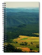 High Rocks Overlook  Spiral Notebook