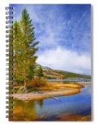 High Sierra Heaven Spiral Notebook
